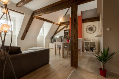 Rénovation d'un appartement alsace