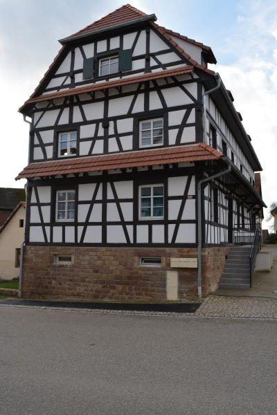 Rénovation d'une maison alsacienne