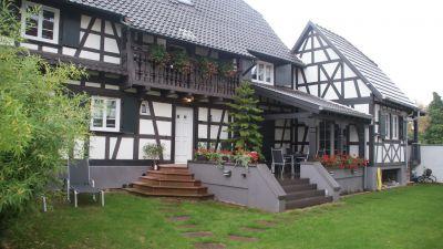 Extension d'une maison alsacienne