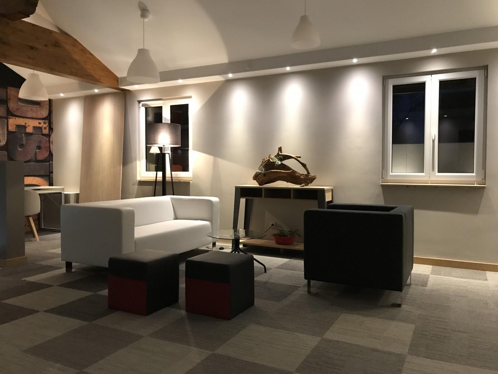 Création et extension d'un hôtel alsace