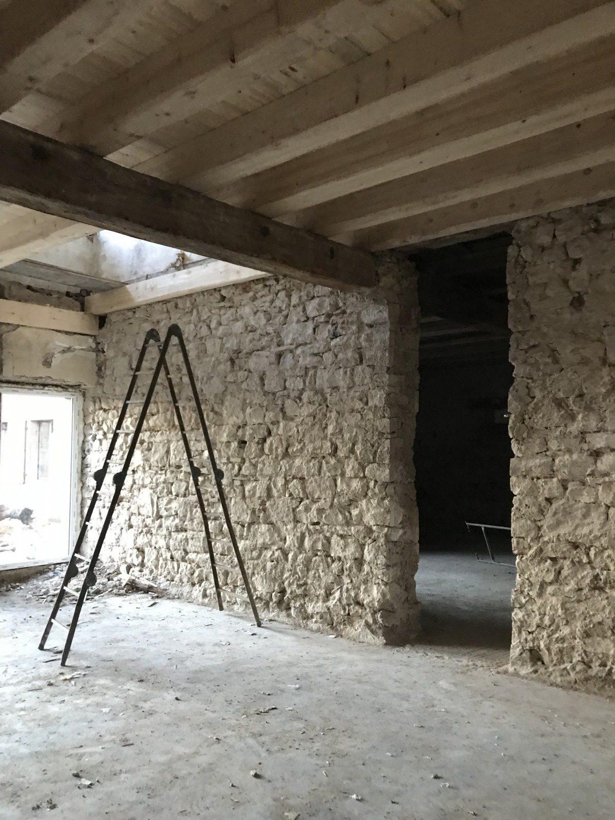 Rénovation d'une maison haut rhin