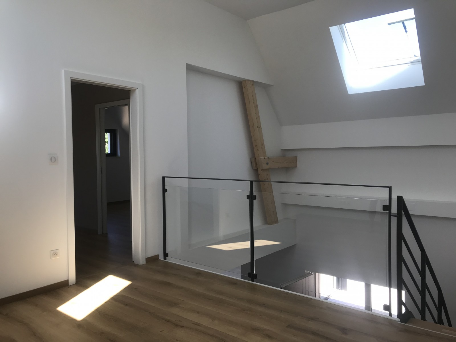 Rénovation d'une maison alsacienne haut rhin