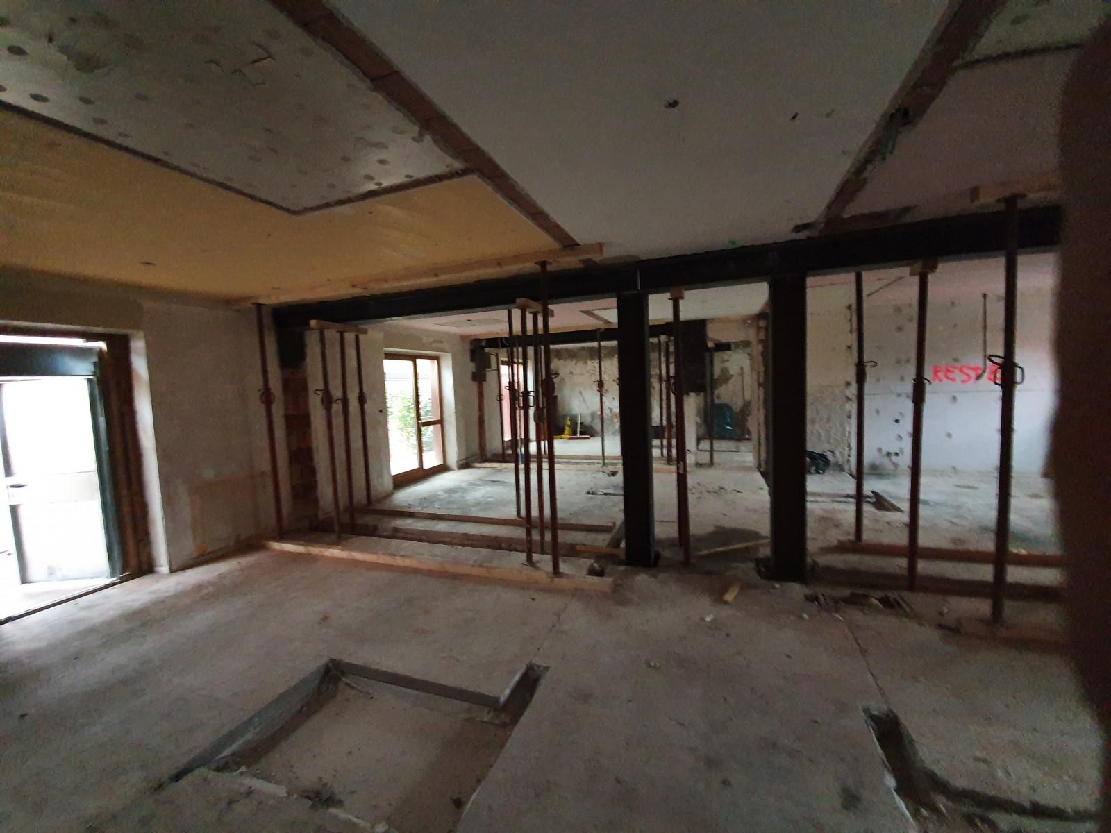 Rénovation d'un hôtel bas-rhin