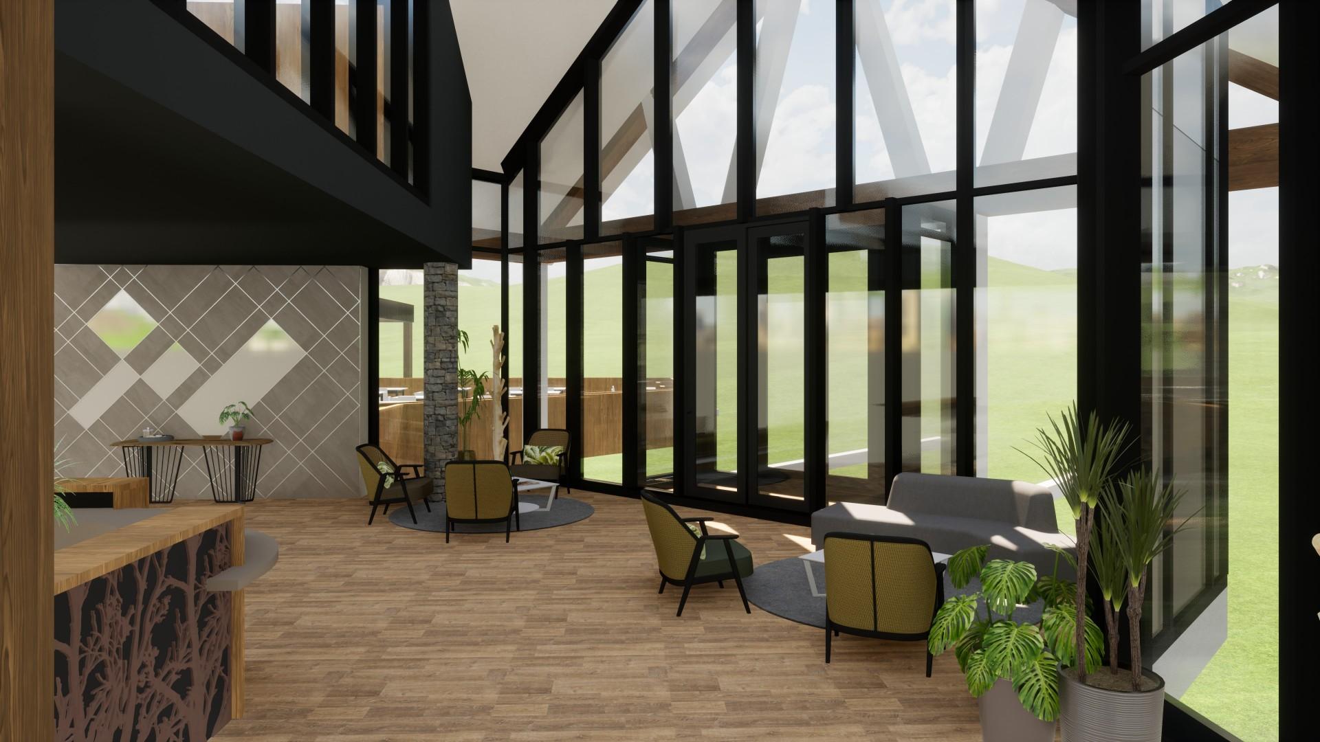 Rénovation et extension d'un hôtel haut-rhin