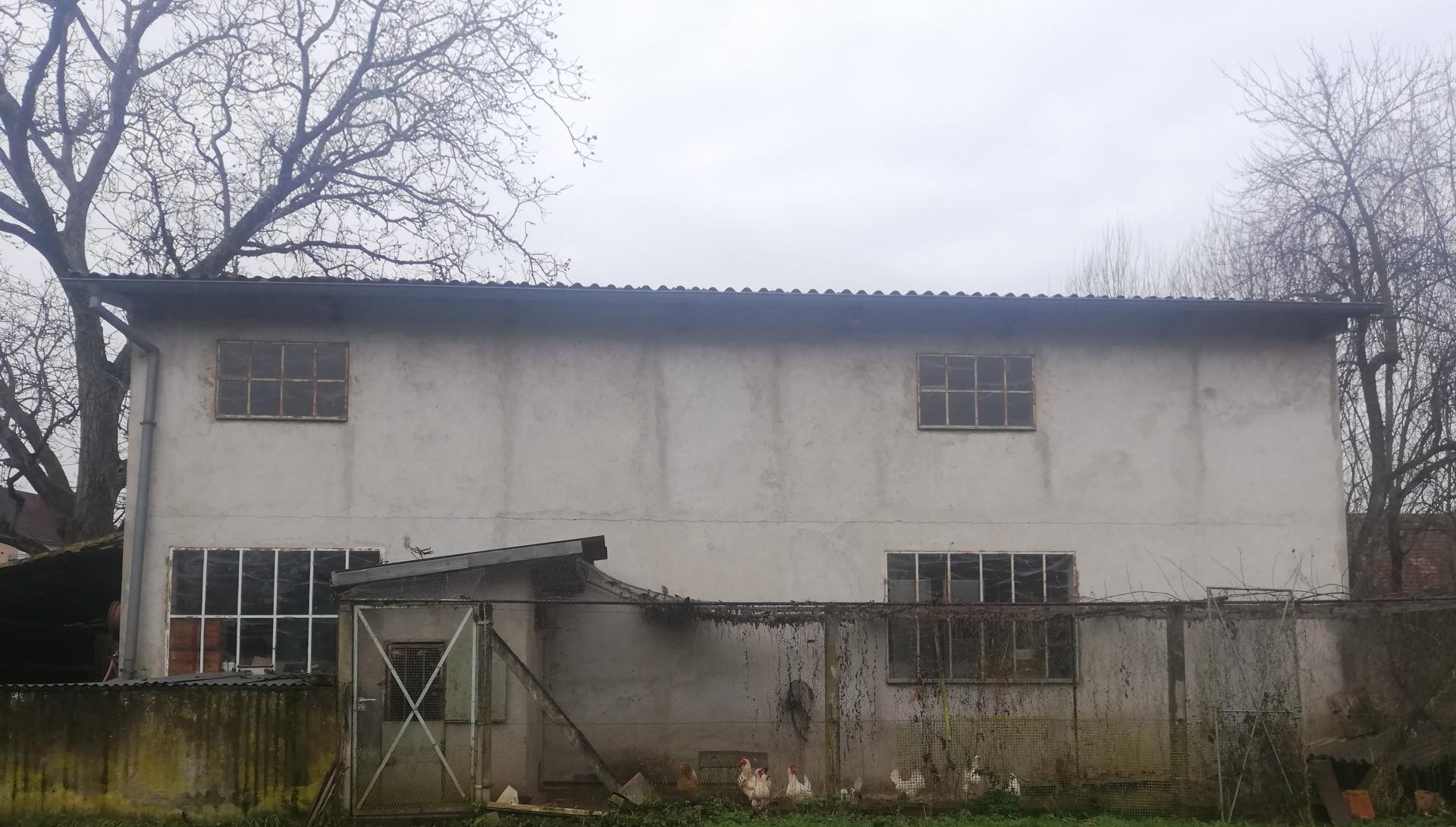 Rénovation d'une dépendance et d'une grange alsace